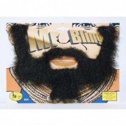 Mr T 70s Beard