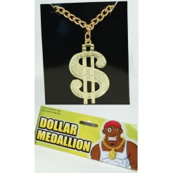 Dollar Medallion