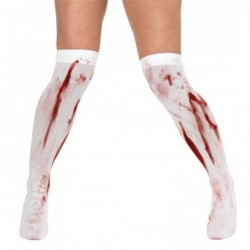 Blood Stained White Stockings