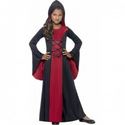 Hooded Vamp Robe
