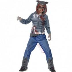 Deluxe Wolf Warrior