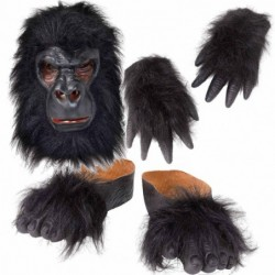 Gorilla Mask with optional Hand and Feet
