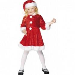 Mini Miss Santa