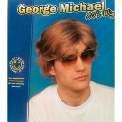 George Michael Wig