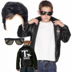T Bird Jacket with optional Wig and Shades
