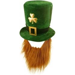 Irish Hat and Beard