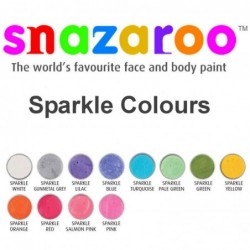 18ml Snazaroo Sparkle Face Paint