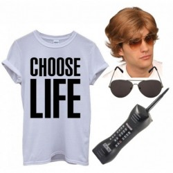 Choose Life T-Shirt with Optional Extras