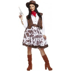 Womens Cowgirl