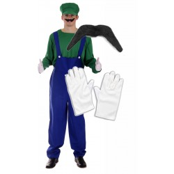 Mens Luigi with Optional...