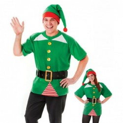 Jolly Elf Costume Kit