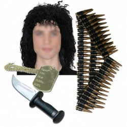 Rambo Kit: Wig