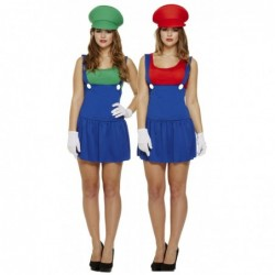 Ladies Couples Mario and Luigi
