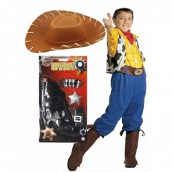 Boys Woody with Optional Hat & Gun