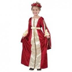 Girls Regal Princess Costume