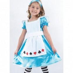 Alice in Wonderland Girl
