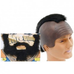 Mr T Wig and Beard