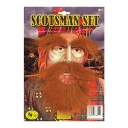 Scotsman Beard Set