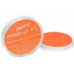 Orange Face Paint