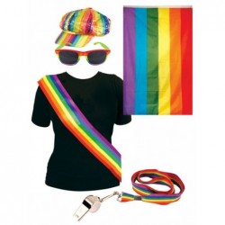 5 Piece Rainbow Kit