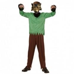 Werewolf Green Shirt