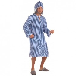 Scrooge Nightshirt and Cap