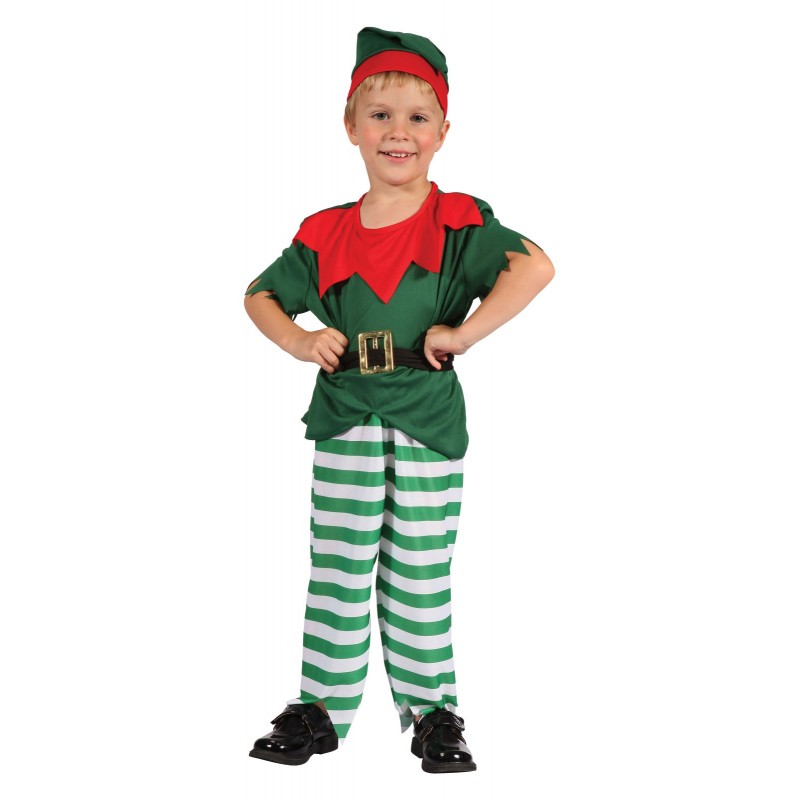 Santa Helper Boy Toddler