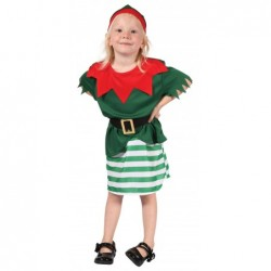 Santa Helper Girl Toddler