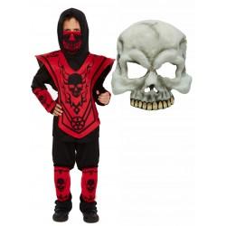 Boys Girls Ninja Costume and Mask