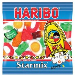 Haribo Mini Packet
