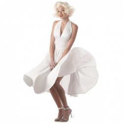 Marilyn Munroe Sheer Dress