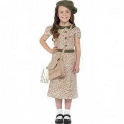 Evacuee Girl