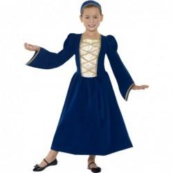 Tudor Princess Girl