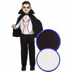 Boys Vampire with Face Paint