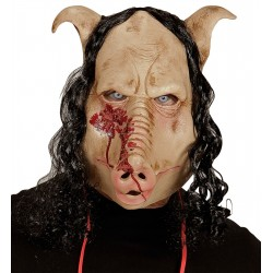 butcher pig mask