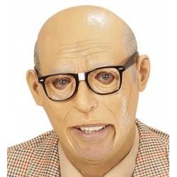 Baldy Old Man Mask
