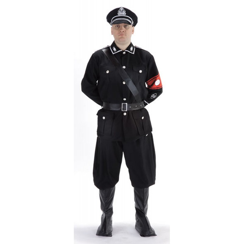 German Gestapo Officer