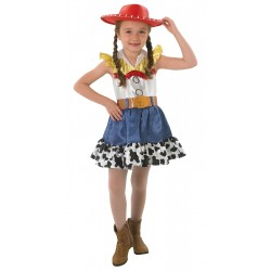 Girls Toy Story Jessie Costume