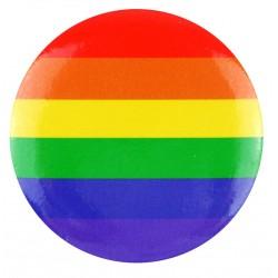 Gay Pride Rainbow Badge