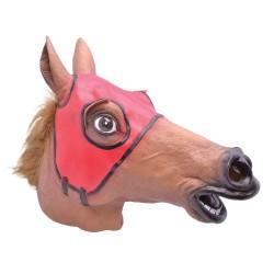 Racing Horse Mask