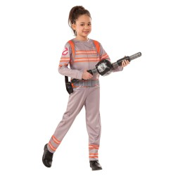 Childrens Ghostbuster Costume