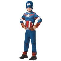 Boys Avenger Captain America