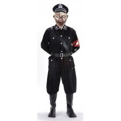 German Zombie Gestapo Officer