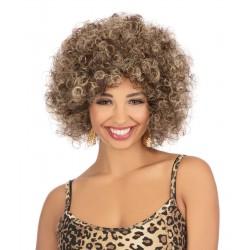 Ladies Afro 80s Wig