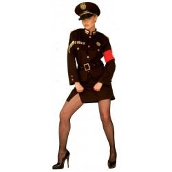 Marlene Ladies Army Uniform