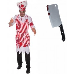 Bloody Butcher and Cleaver