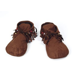 Hippy Indian Moccasins Mens