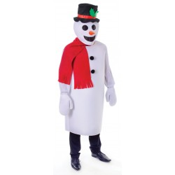 Adult Snowman Costume Set