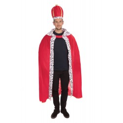 Adult Kings Robe and Hat