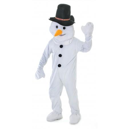 Big Head Snowman Costume